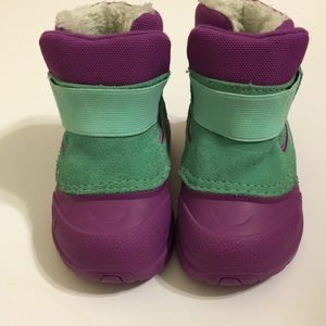 590dc5986 North face Toddler Alpenglow Snow Boots